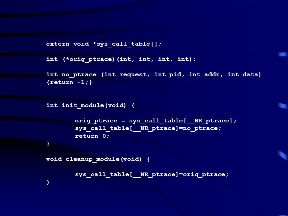 extern void *sys_call_table[];